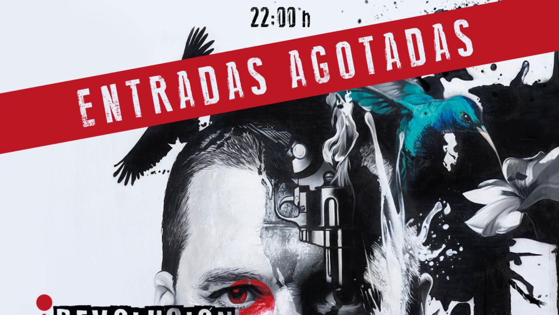 Coque Malla anuncia el segundo #soldout de «¿Revolución Tour?»