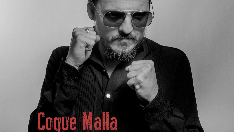 """COQUE MALLA PRESENTA SU NUEVO SINGLE """"UN LAZO ROJO, UN AGUJERO"""" (ft Kase O)"""